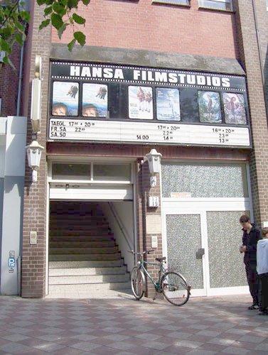 Hansa Kino Hamburg Bergedorf